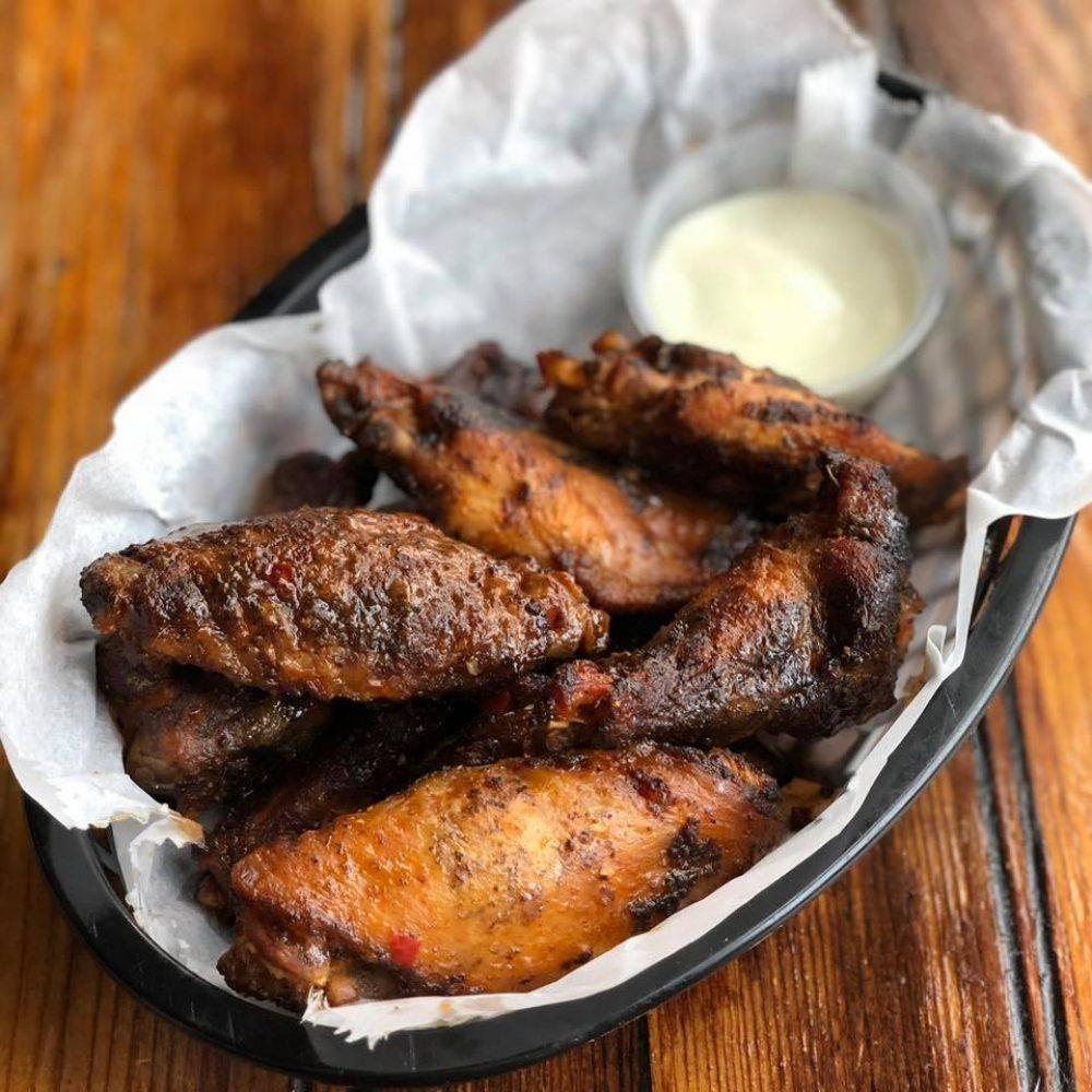 Porkchop Wings