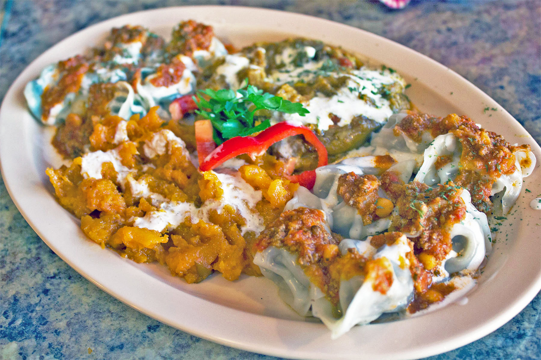 Where chicago and afghanistan meet albany park 39 s afghan for Afghanistan cuisine
