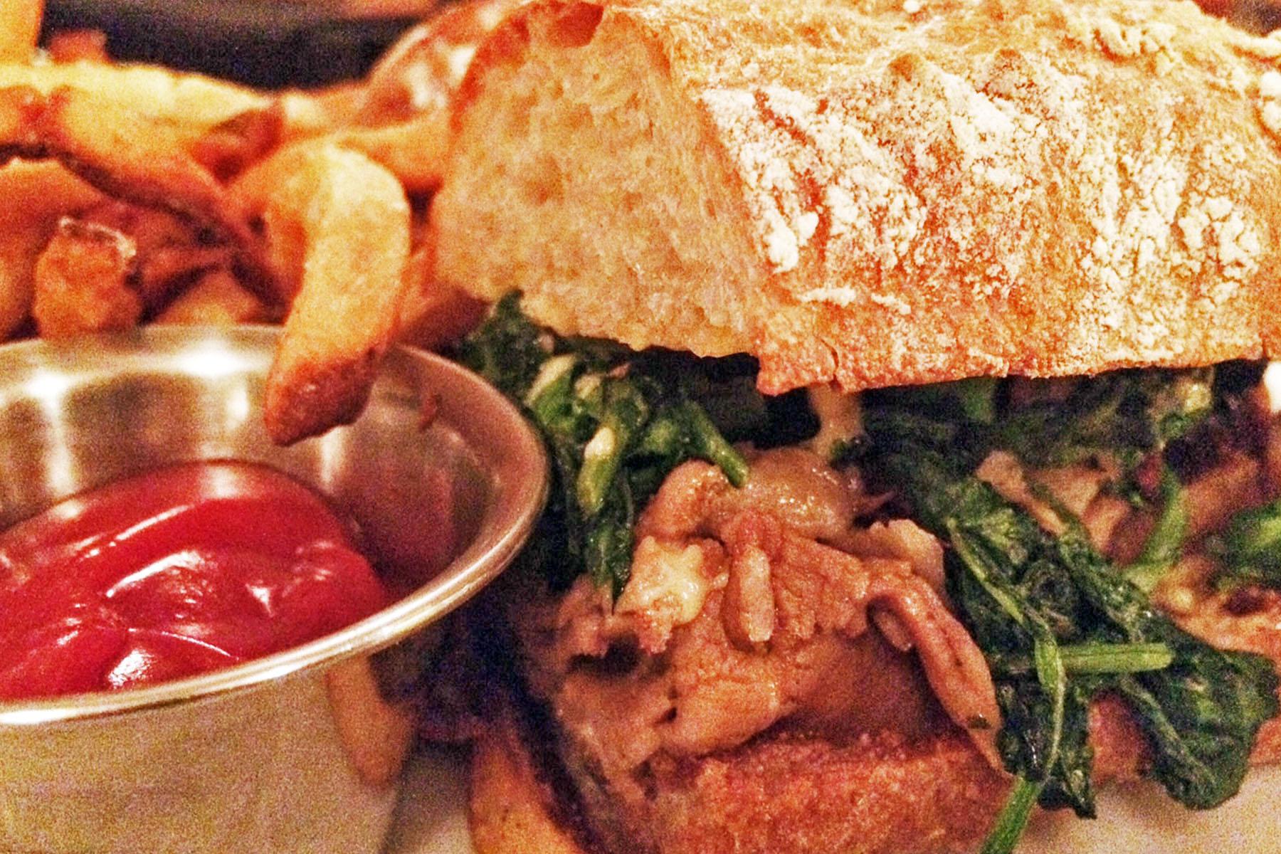 Labriola Cafe Lunch Menu