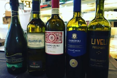 """Wine Wednesdays"" at Macello"