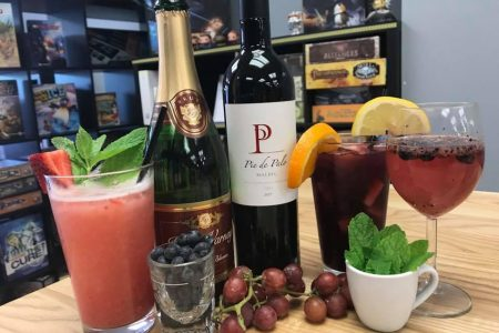 Daily Specials, Happy Hour and Brunch at Bonus Round Cafe