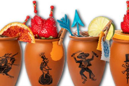 Dia de los Muertos Cocktails at Cantina Laredo