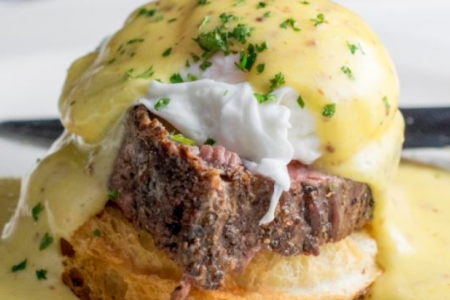 Easter Brunch at III Forks Prime Steakhouse