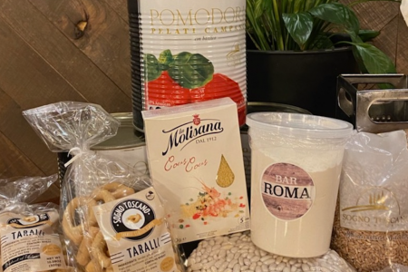 Bar Roma Now Offers Pantry Items To Go