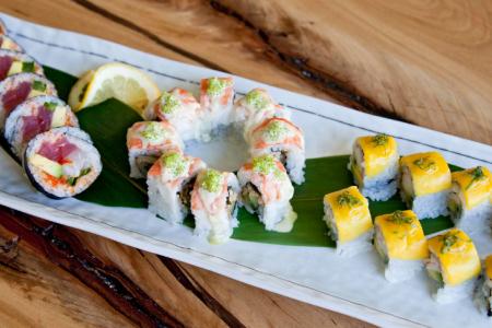 Chef Shin Matsuda's Sushi Class at Ani