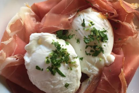 New Italian Brunch at Osteria La Madia
