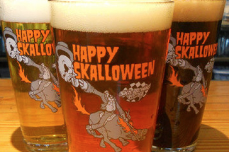 Skalloween Tap Takeover at Franklin Tap