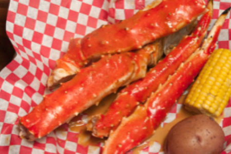 National Crab Meat Day at Dive Bar