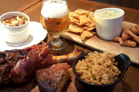 Great Lakes Beer Dinner at Wild Monk