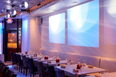Christmas Dining at Kit Kat Lounge and Supper Club