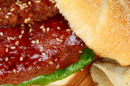 Free General's Chicken Sandwich at Bites Asian Kitchen
