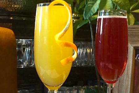 Unlimited Bubbly Brunch at Bar Roma