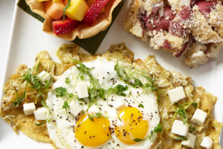 New Weekend Brunch Menu at Cantina Laredo