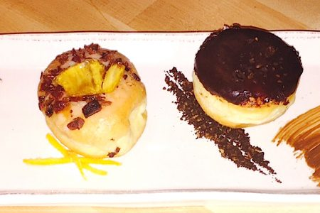 Donut Weekend at Osteria La Madia