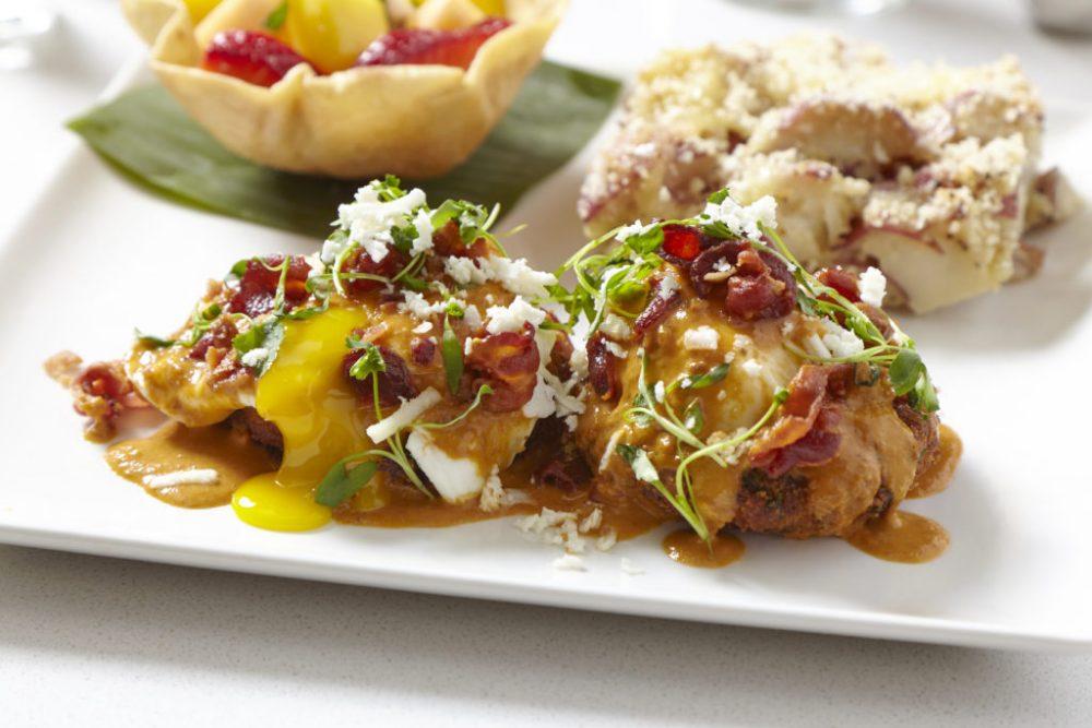 Cantina Laredo Crab Cake Benedict 1024X683