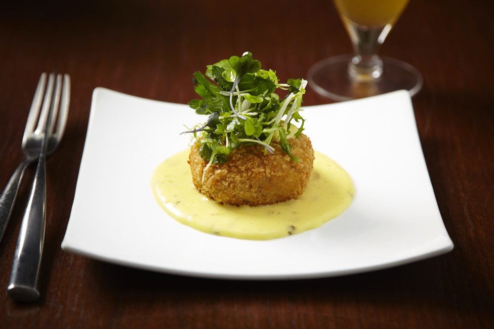 Hearth crispy-crab-cake