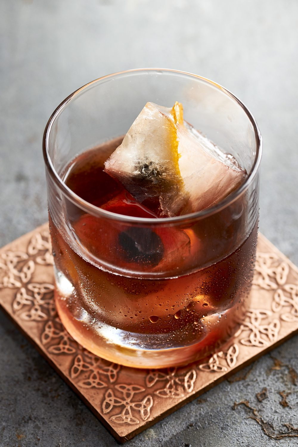 Iii Forks New Fashioned