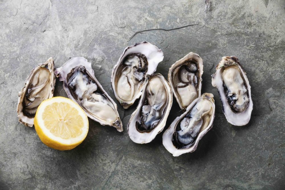 Oysters At Iii Forks 1024X683