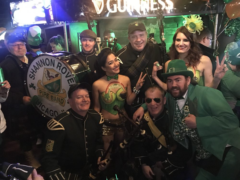 St  Paddys At Otooles