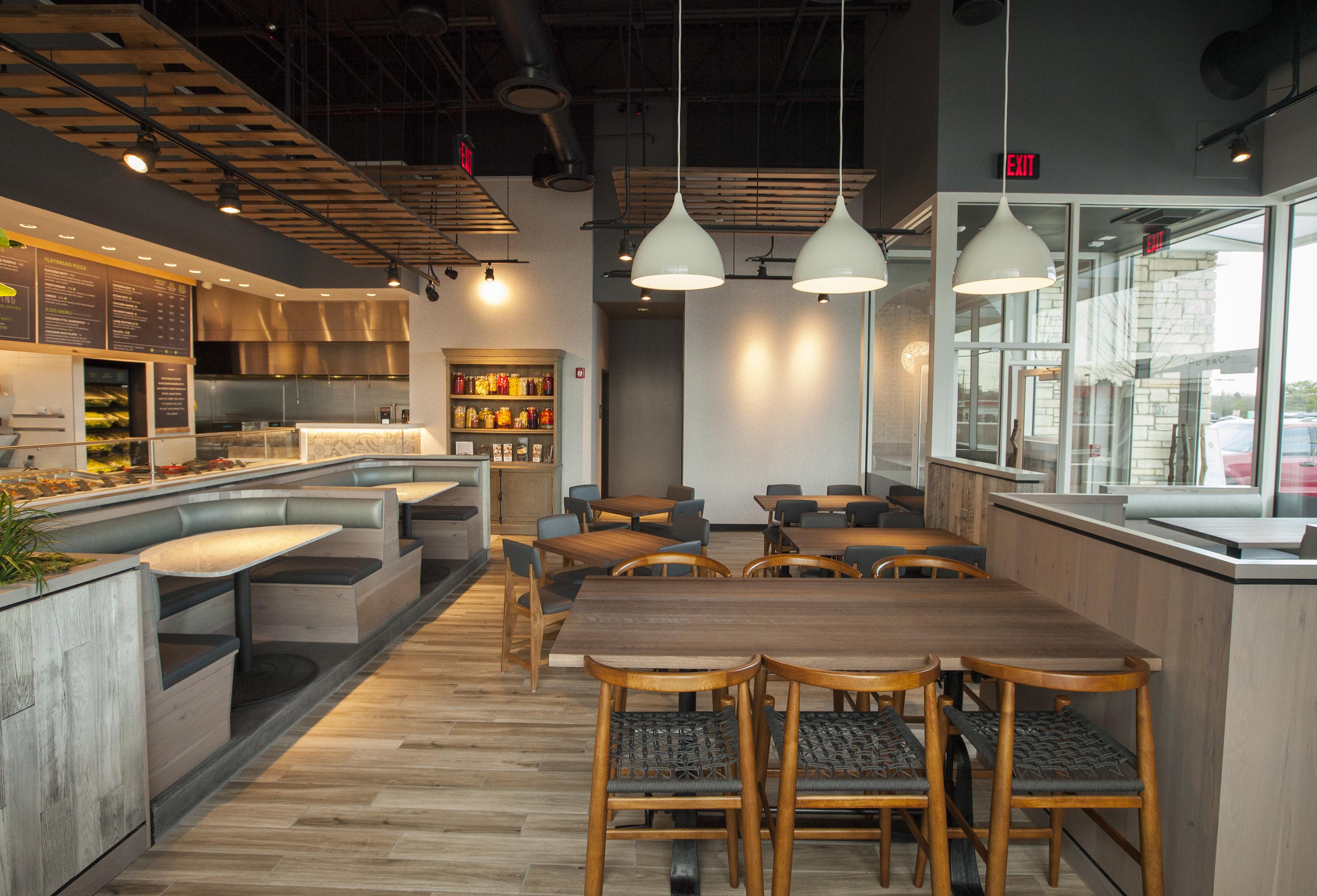 Mediterranean Chicago Restaurants