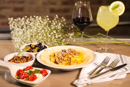 Torchio Pasta Bar Now Open in River North