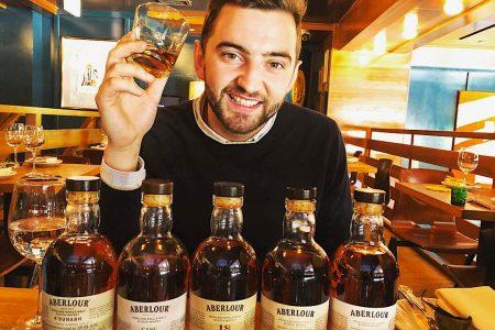 CFM Asks: Callum O'Donnell, Chicago Brand Ambassador for Aberlour Scotch Whisky