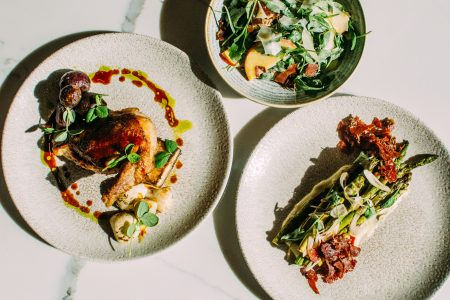 The Press Room Announces New Leadership & Fall Menu