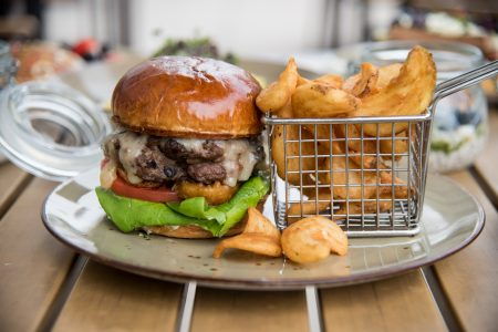 Blended Burger Project Competition Heats Up in Chicago