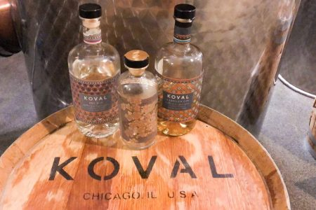 Drink In Local Spirits At Chicago's KOVAL Distillery