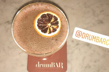 Warm Up With Winter Cocktails at Drumbar