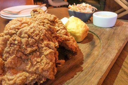 Sunday Nights Call for Walton Street Kitchen + Bar Fried Chicken