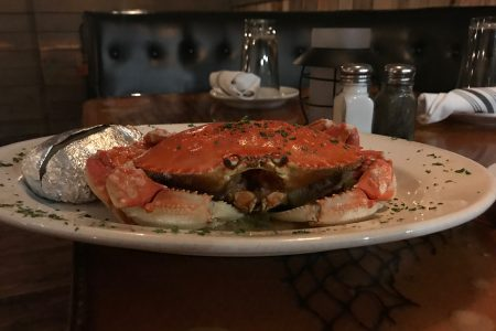 The Only Crab House In The City You Need