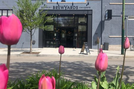 District Brew Yards is the New Home of Lillie's Q