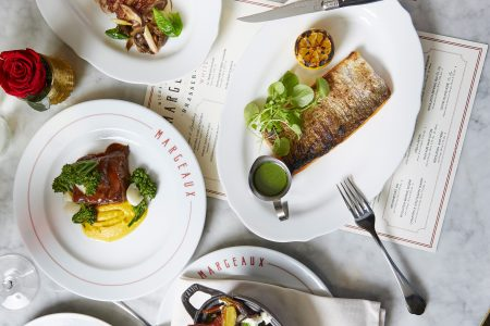 Margeaux Brasserie Honors Julia Child's Birthday with Inspired Tasting Menu