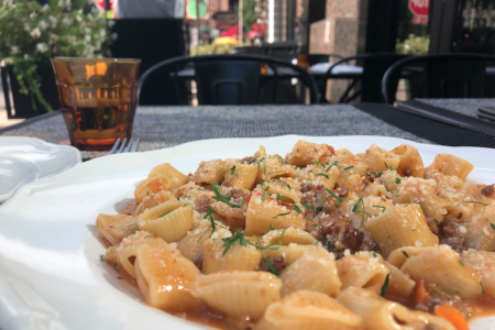 Dine Al Fresco This Fall at Nico Osteria