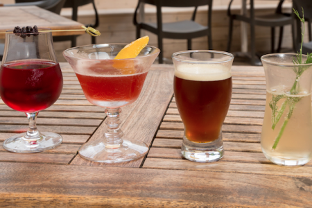 Daisies Transitions to Winter with New Seasonal Vegetable-Forward Drinks