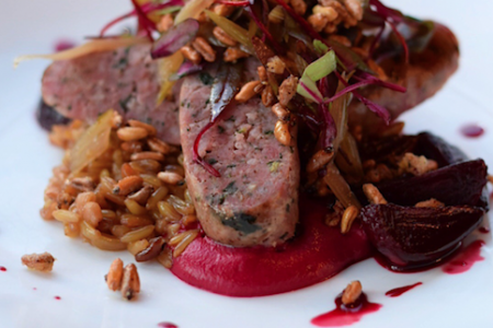 New Late-Fall Dishes and Charcuterie Program at Wood