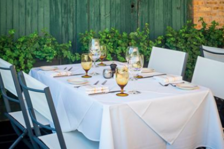Evanston's, The Barn Steakhouse, Opens Patio Today