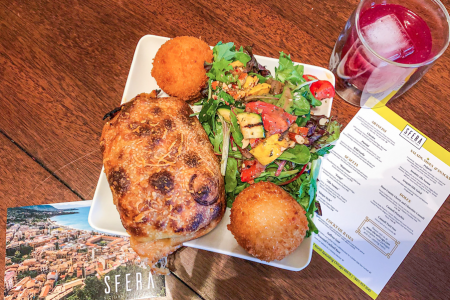 Sfera Sicilian Street Food: a Flavor-Packed Culinary Tour Through the Streets of Sicily