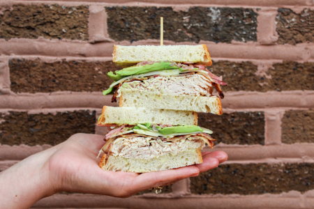 Where To Celebrate National Sandwich Month (August) in Chicago