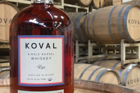 KOVAL Distillery to Release Limited-Edition Cask-Strength Rye Whiskey on Black Friday