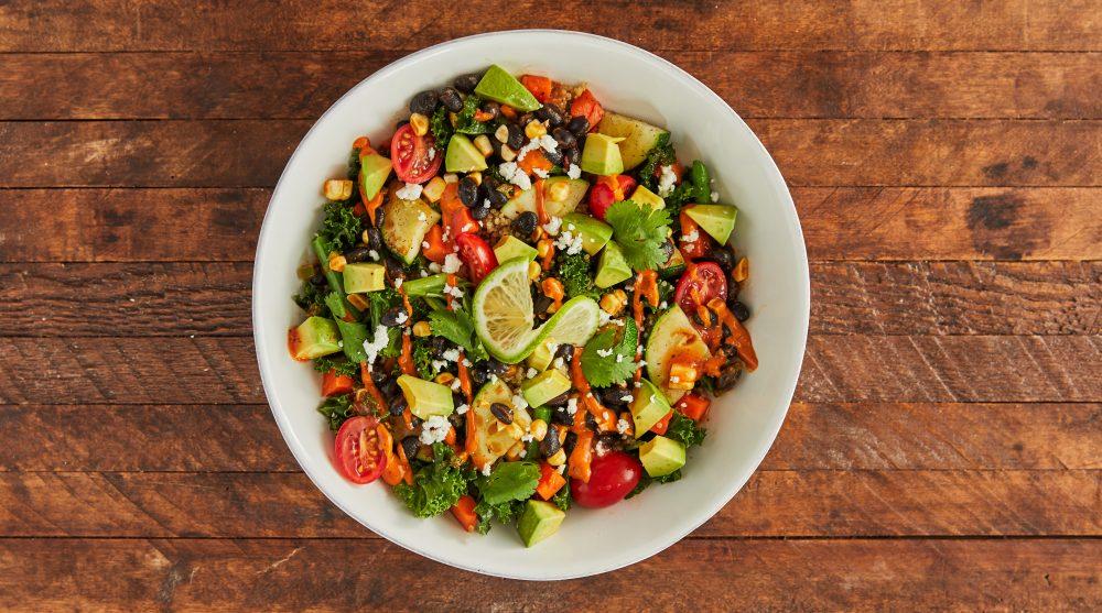 Bowl Spicy Avo Lime B Good