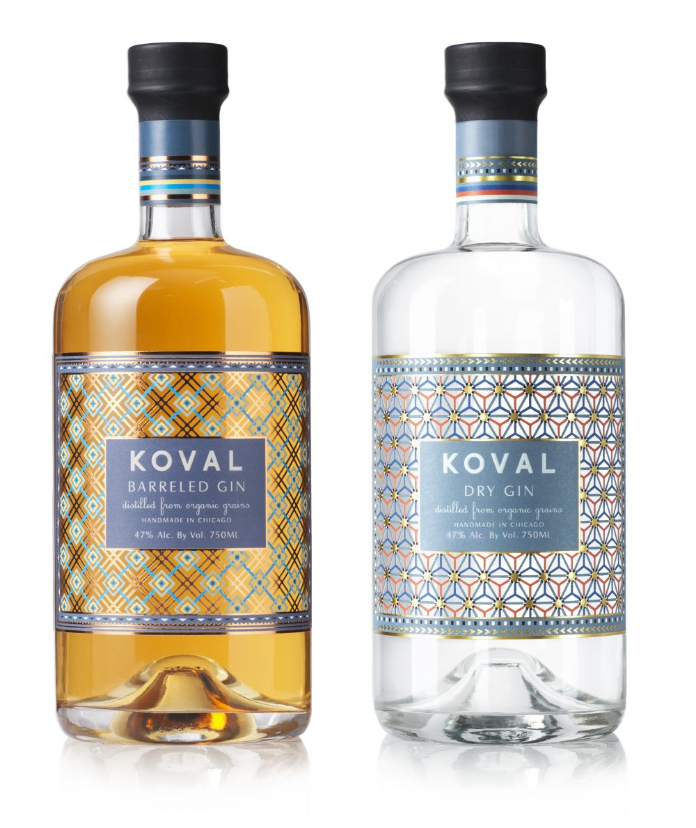 Koval Gins Dry And Barrell Duo