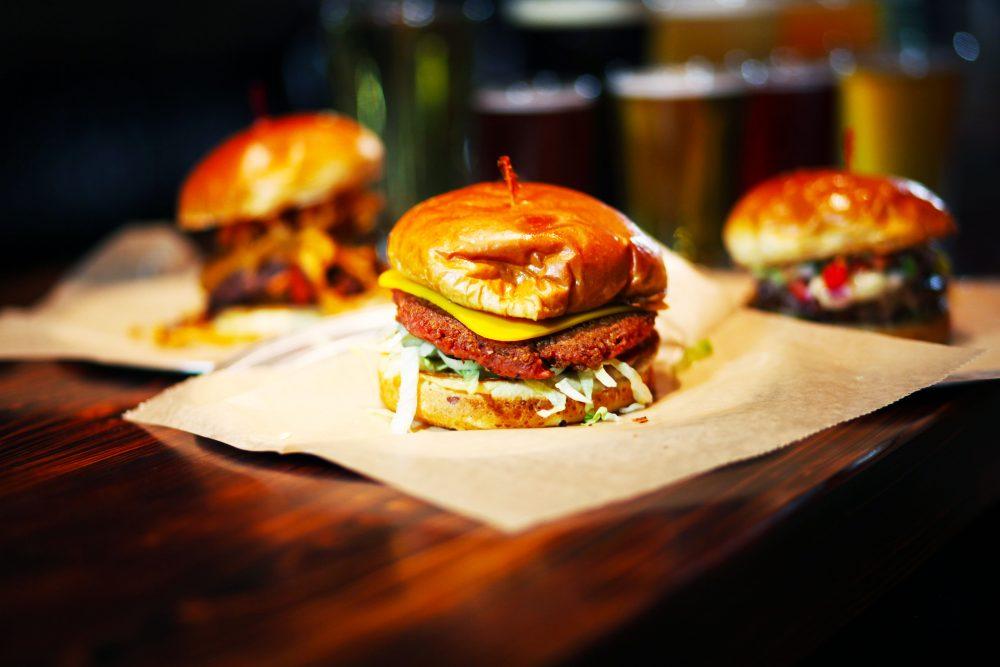 Portland Burger 7762