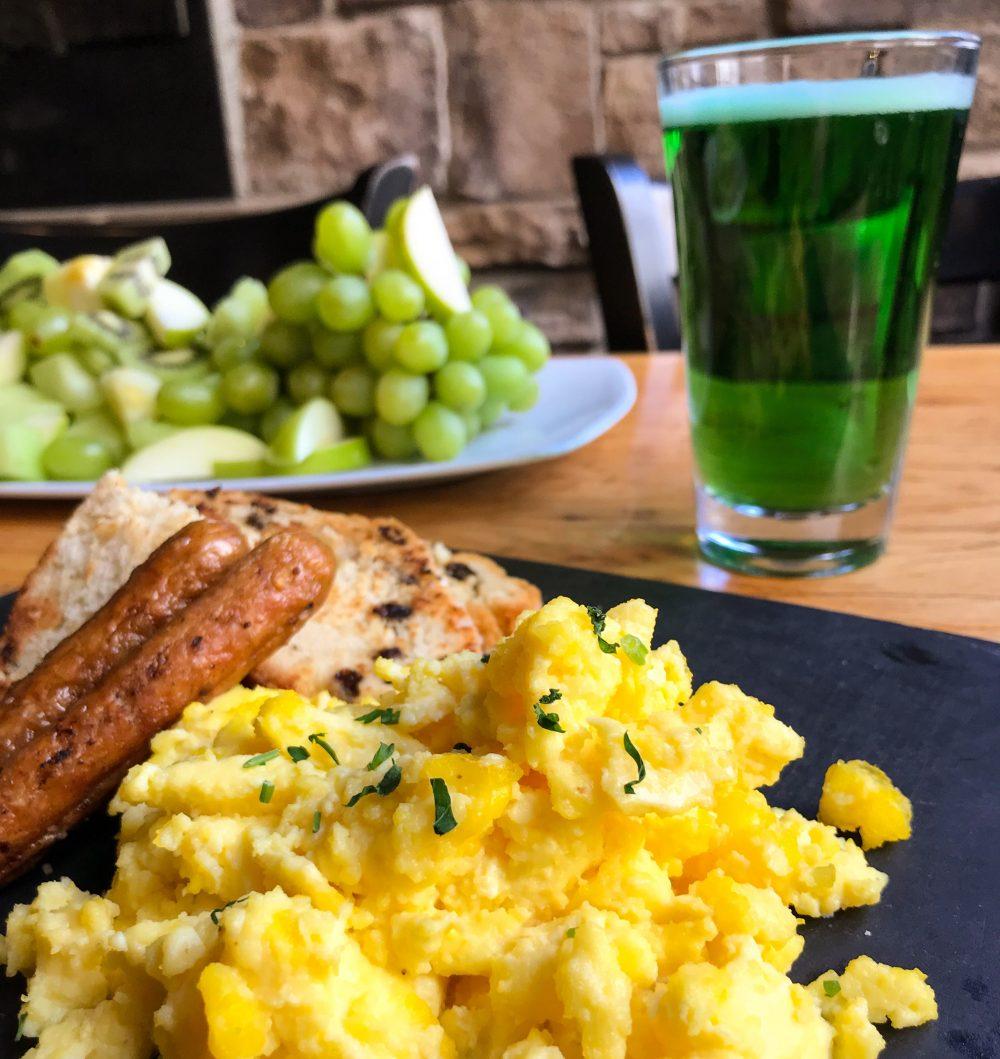 Pre Soak Breakfast