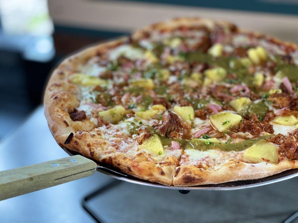 Rewired Al Pastor Pizza 2