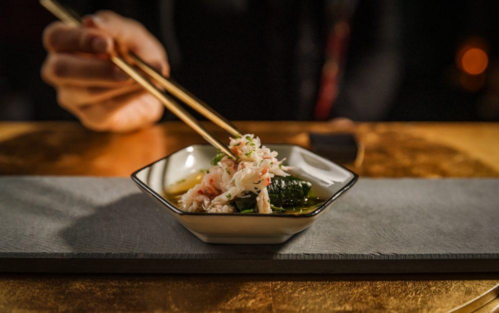 Sushi Suite Sumomono Salad