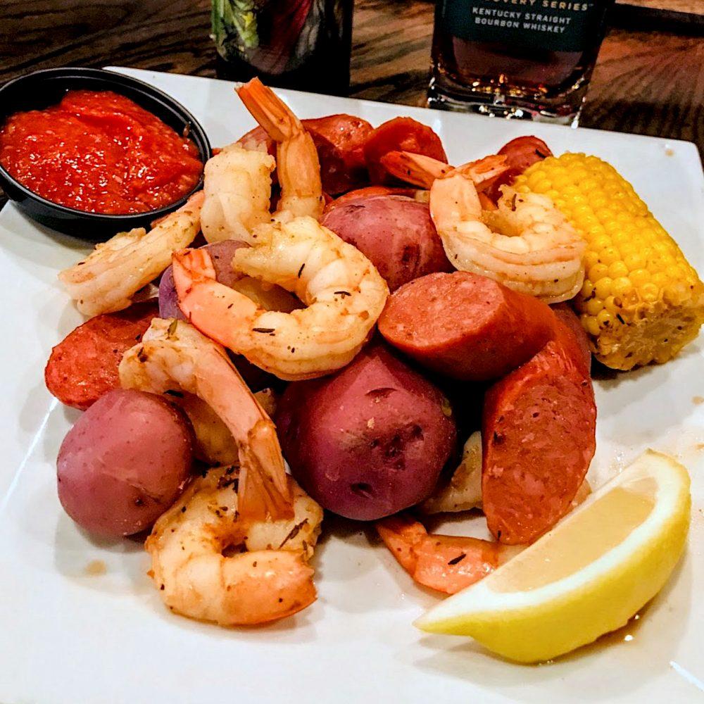 The Rambler Shrimp Boil Plate 2