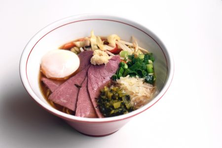 Slurping Turtle's Shamrock Shoyu Ramen is the Luckiest Ramen in Town