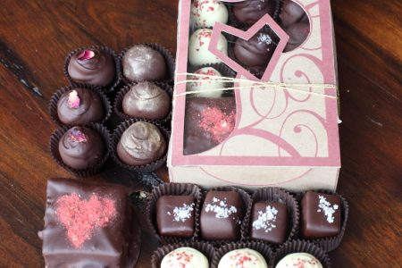 Katherine Anne Confections Valentine's Wine and Chocolate Pairing Feb. 11